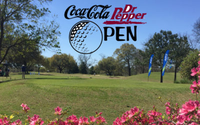 Strong Symetra Showing For Coke DP Open