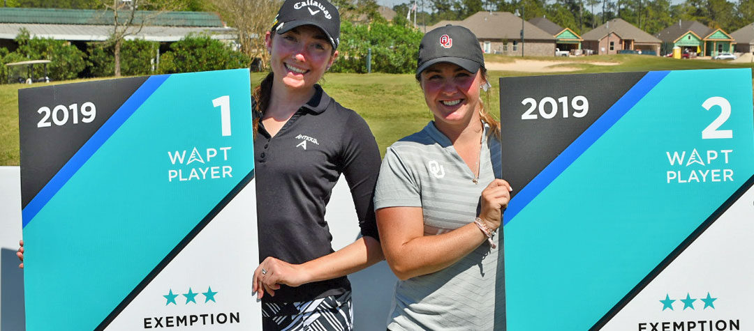Five Series – Ten Events – Symetra Tour Opportunities