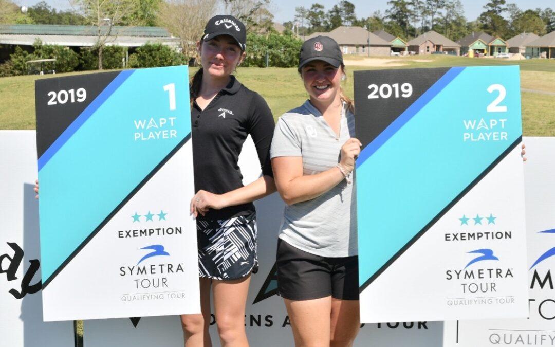 Updates to Symetra Tour Partnership